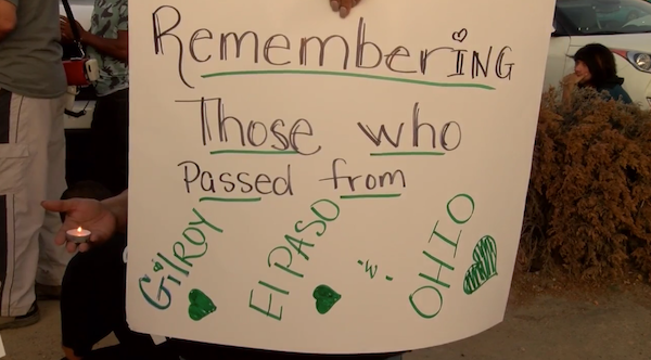 Remembering those who passed from Gilroy, El Paso and Ohio