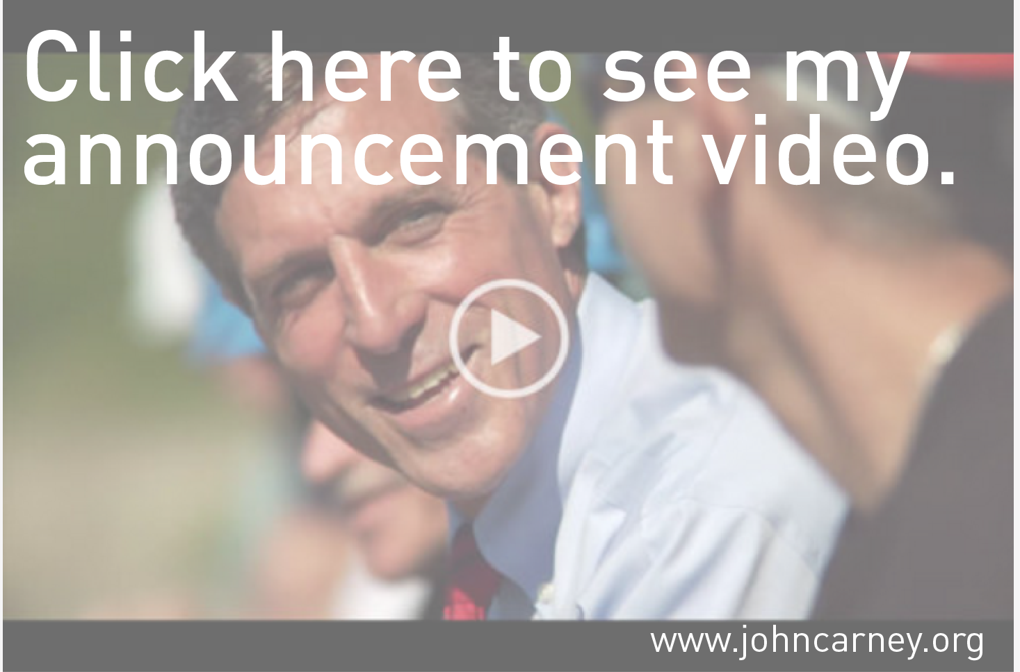Click here to see my announcement video