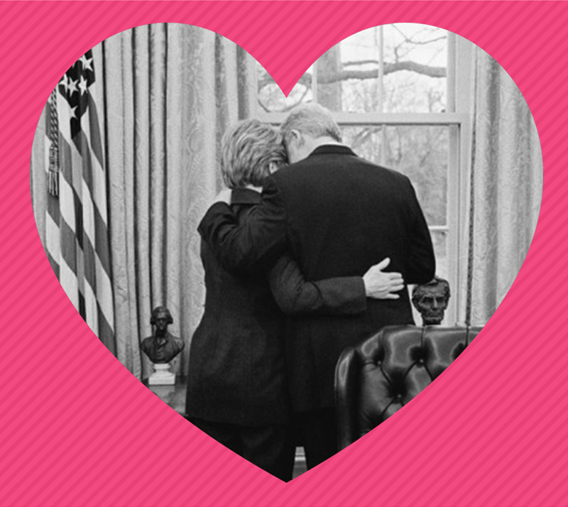 What would we LOVE to see? Hillary as our next president!