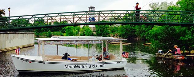 Minneapolis Water Taxi